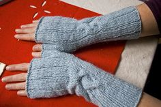 mitts for sister by fog and swell
