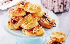 Wienerbröd -vaniljkrämen