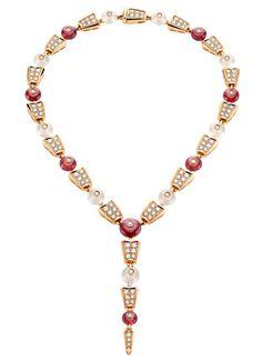 "Bulgari ""Serpenti"" necklace"