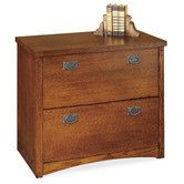 Found it at Wayfair - Mission Pasadena 2-Drawer Lateral File