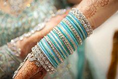 Elegant Glass and Silver Bridal Bangles Bridal Bangles, Silver Bangles, Silver Jewelry, Silver Ring, 925 Silver, Bangle Set, Bangle Bracelets, Hand Bracelet, Bollywood