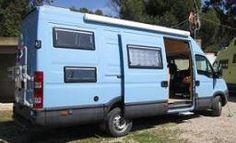 Iveco Daily L4H3 camper