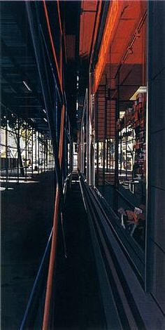 Scaffolding,Broadway - Richard Estes 2005