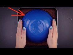 Premi una ciotola su una torta. È fantastico! - YouTube