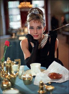 """""""I'm always top banana in the shock department."""" -Breakfast at Tiffany"""
