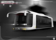Transalon – An electric bus for fast-paced Chinese cities