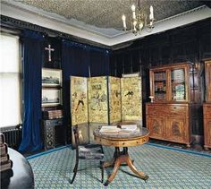 Lord Byron room