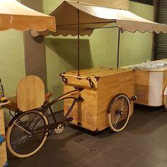 #sorvetessobrerodas #docedoce #nossacara #artesobrerodas #hailux_bikesfeitasamao #saopaulo