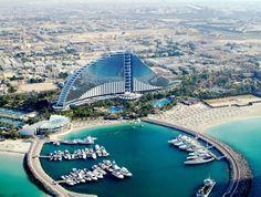 jumeirah hotel burj al arab map - Google Search