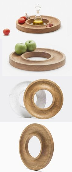 Bamboo Wooden Round Trinket Ring Earrings Necklace Jewelry Collection Box Storage Case Office Desk S Wooden Desk Organizer, Desk Organizer Set, Paper Holder Desk, Diy Jewelry Hanger, Jewelry Tray, Paper Jewelry, Earring Storage, Diy Box, Wooden Diy