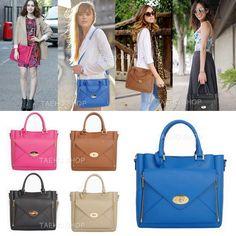 Women Work Handbag CROSS-BODY SHOULDER SATCHEL TOTE Korean Business Formal Bag