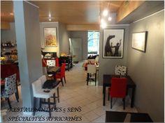 Viens profiter de -20% au restaurant Aux 5 Sens avec ton coupon iStudy!