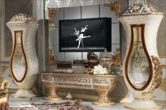 Dining Imperial Cappelletti Classic Furniture LUXURY LIVING