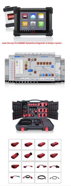 Autel MaxiSys Pro MS908P Automotive Diagnostic & Analysis System  http://www.autointhebox.com/autel-maxisys-automotive-diagnostic-analysis-system_c8 #obd2