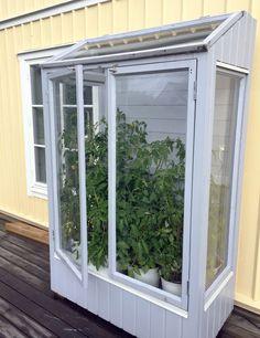 DIY Mini Greenhouse / Balcony Greenhouse. STEP BY STEP DIY INSTRUCTIONS