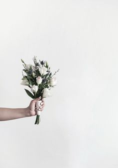 Easy way to wrap flowers