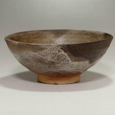 KARATSU CHAWAN Antique Japanese Pottery Tea Bowl by Kato Shuntai #2168 - ChanoYu online shop
