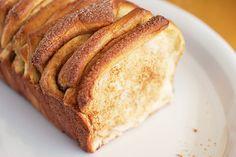 pull-apart cinnamon sugar bread