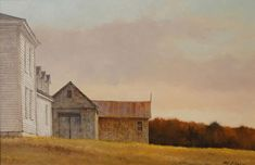 Habit of Art: The picturesque landscape paintings of Andrew Wyeth and Hale Johnson