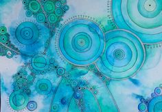 deeper color inktense derwent watercolor Learn Watercolor Painting, Watercolor Pencils, Fabric Painting, Watercolours, Painting & Drawing, Art Journal Pages, Art Journals, Doodle Monster, Derwent Inktense