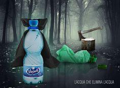 L'acqua va eliminata! :D #Vitasnella #Halloween