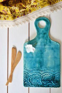 Tabla de cerámica