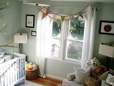 forest themed girl nursery decor - Google Search