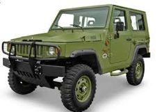 jeep engesa - Brazil
