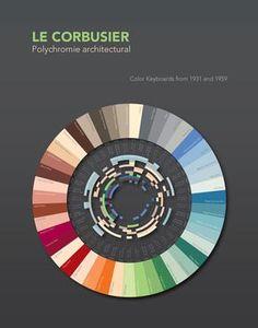 Le Corbusier Color Palette - Polychromie architecturale