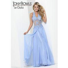 Tony Bowls - HALTER TOP LE GALA DRESS 115509