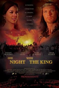 "Film ""Noc s kráľom""."