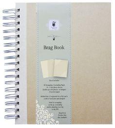 Cool new brag book from Fancy Pants artists, books, book 7x9, spirals, edit spiral, scrapbook idea, brag book, spiral brag, artist edit