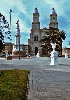 Plaza Asamblea & Cathedral of Florida, Uruguay