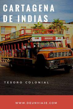 Tesoro colonial de Colombia