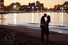 Chicago engagement session by Sedona Bride Photographers www.sedonabride.com