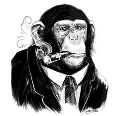 Monkey Business Cabernet Franc - John Engelhardt