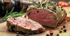 Savory Beef Tenderloin With Horseradish Sauce Recipe Sauce Recipes, Beef Recipes, Healthy Recipes, Healthy Foods, Beef Tenderloin Recipes, Prime Beef, Bbq Pork Ribs, Wagyu Beef, Grass Fed Butter