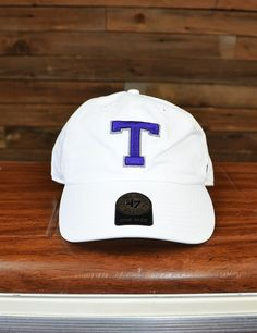 '47 Brand has always been a fan fave, and now you can rep your favorite school {TARLETON STATE!} on your favorite cap! Bleed Purple!