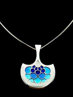David Andersen Silver Necklace