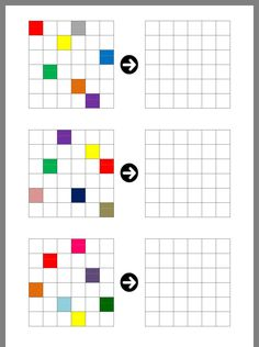 Occupational Therapy Activities, Speech Therapy, Preschool Learning, Preschool Activities, Brain Gym Exercises, Visual Perception Activities, Math Patterns, Grande Section, Pattern Drawing