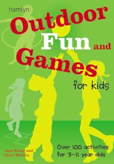 "A lively game not only enables young muscles to grow strong, but also frequently helps improve balance, coordination, dexterity, and concentration. So send your kids out into the great outdoors for some fun fresh air with these perennial favorites and some unique variations for children age 3 to 11. Learn five verses for ""Skip to My Lou,"" three enticing hopscotch grids, some inventive ways of playing tag (like Dog and Bone), and countless ideas for hopping, skipping, running, and jumping."