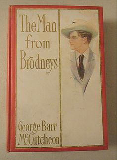 1908 THE MAN From BRODNEYS by George Barr by 1kingsdaughter