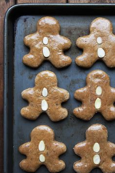 Lebkuchen (German Gingerbread Cookies) ~~ pretty authentic-sounding recipe but a buttload of work due to elbow grease needed for stirring heated dough on stovetop, + having to roll/bake in batches. Would be at the stove/counter the entire day!