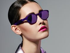 3d printed high fashion eyewear
