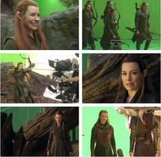 Tauriel. I sort of like her personality (from what I saw in the preview). Can't wait to see more!