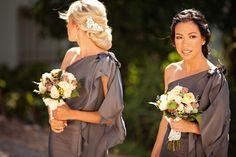 Bridesmaids looks. love.