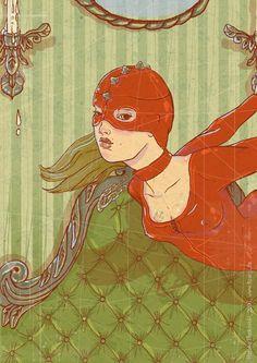 Illustrations by Natalie Ratkovski   Cuded