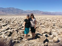 Death Valley with my sissy ❤️