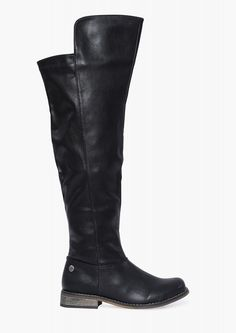 TENESSE KNEE HIGH BOOTS