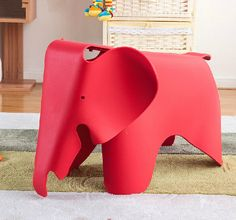 Kids furniture - elephant chair for junior bedroom. #kid #child #furniture #bedroom